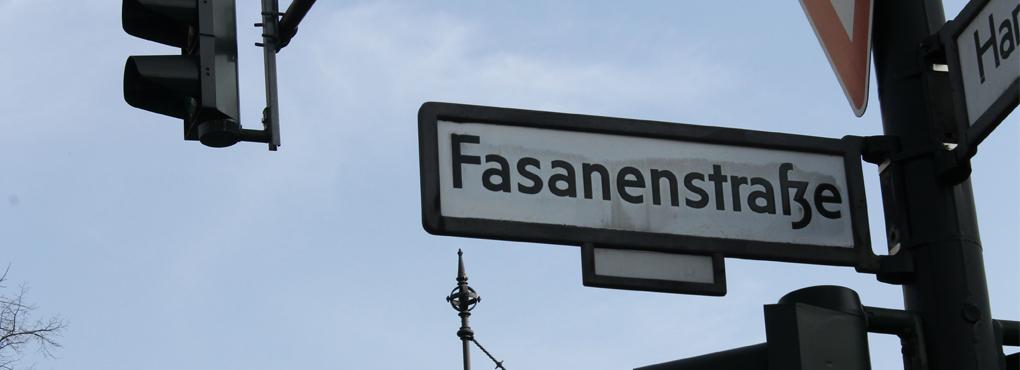 Fasanenstraße 2