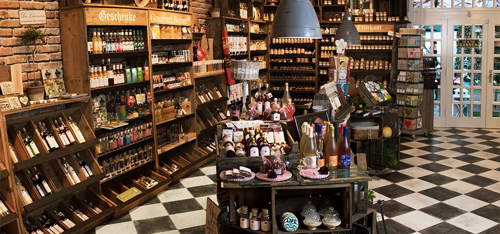 Die Speisekammer im Vivendi Lippstadt lädt ein zum schnabulieren