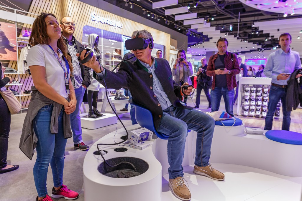 INTERSPORT-Store_Alexa_VR-Technologie